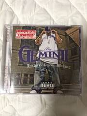 Big Geminii History in the Making cd hip hop 洋楽 チカーノ