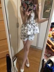 PAGE BOY☆花柄セットアップ