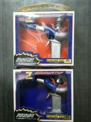 未使用マジンガーZ音声ロケットパンチフィギュア2種類セット