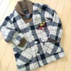ヒステリックミニ◆ウールコート◆ミニちゃん刺繍◆120130