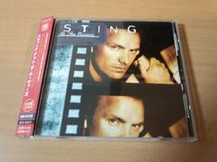 スティングCD「STING AT THE MOVIES」映画提供曲集●