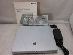 6106☆1スタ☆ジャンク品 SHARP メビウスノート パーソナルコンピュータ