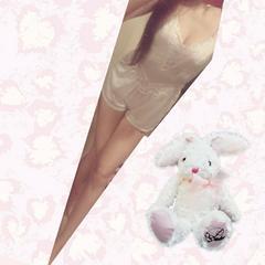 ★サラサラ℃-ute★股ボタン付~ルームウェア(*''*)★
