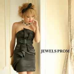 Jewels ベアタイトドレス パーティードレス