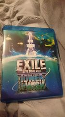 "EXILE「LIVE TOUR 2011""TOWER OF WISH""」ブルーレイ2枚組"