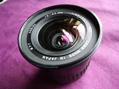 Canon.EOS用Cosina.19-35広角ズーム