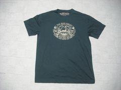 23 男 ラルフローレン 黒 半袖Tシャツ M