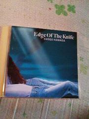 送料無料浜田省吾アルバム EDGE OF THE KNIFE