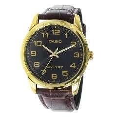 カシオの腕時計【mtp-v001gt-1b】