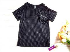 新品 jouetie オフショルダー ロング Tシャツ 定価¥5775