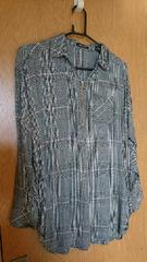 LL / チェックシャツ