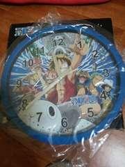 ★壁掛け時計 ワンピース 新品未使用★