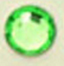 ● 1.5mm ● デコ用ストーン  2000粒 グリーン