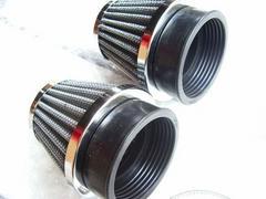 (217K)Z400Z400TZ400LTDZ400Bメッキパワーフィルター