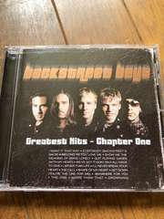 backstreet boys  Greatest Hits - Chapter One  輸入盤