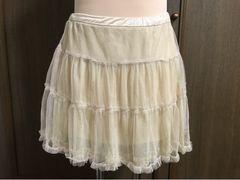 美品☆COCO DEALフレアースカート