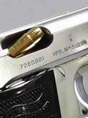ワルサー PPK 7280891 マルシン