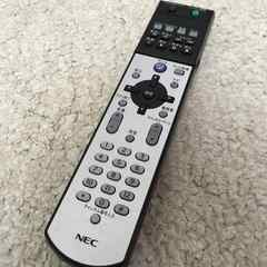 NEC パソコン用リモコン RRS9002-6132E 美品