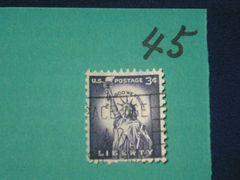 外国の切手 「アメリカ」 (45)