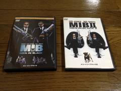 メン・イン・ブラック 1,2 2作品セット DVD