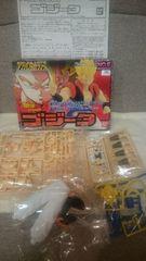 未開封 貴重!当時モノ ドラゴンボール アクションキット(プラモデル) ゴジータ 1995