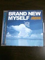 (CD+DVD)JINDOU/ジンドウ/ジンドー☆BRAND NEW MYSELF★即決価格