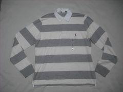 ow178 女 RALPH LAUREN ラルフローレン ラガーシャツ XLサイズ