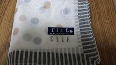 超激安 正規品 未使用 ELLE  (エル) オリジナル ハンカチ