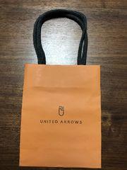 ユナイテッド アローズ★UNITED ARROWS ショッパー 紙袋