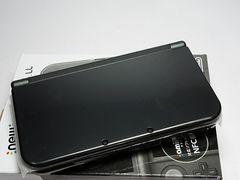 ◆新品即決◆Newニンテンドー3DS LL メタリックブラック◆