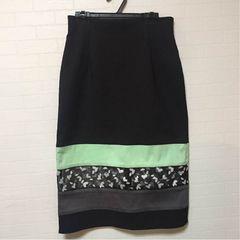 SLY デザインタイトスカート 新品