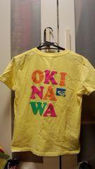 ロキシー沖縄限定Tシャツ新品同様L送込み