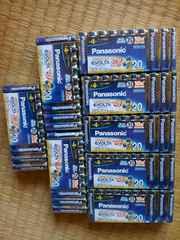 パナソニック単4形アルカリ乾電池まとめて160本Panasonic
