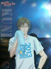 ☆テニスの王子様☆テニフェス2013ポスター☆手塚☆