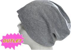 OUTLET サマー  ニット キャップ cap 帽子 室内 グレー M877