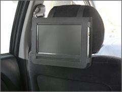 激安!地デジ9型液晶TV車載バッグ付 録音、録画機能