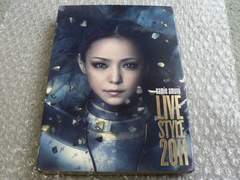安室奈美恵/LIVE STYLE 2011【初回盤:金箔押し】DVD/他にも出品