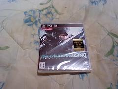 【新品PS3】メタルギア ライジングリベンジェンス