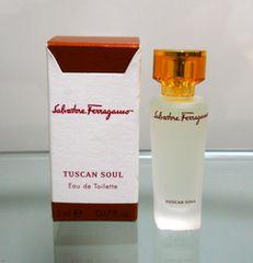 ミニチュア香水フェラガモタスカンソウルEDT5ml