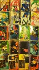 テイルズオブ デスティニー☆トレーディングカード ノーマルカード51種セット