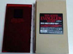 半額即決NEON GENESIS EVANGELION/新世紀エヴァンゲリオンDVDBOX