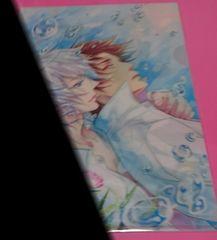 神田猫 モンスターぷちパニック コミコミスタジオ購入特典B5クリアファイル