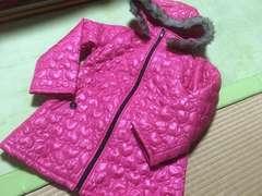 ピンクのコート☆新品