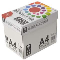 【大人気】コピー用紙 A4 高品質  紙厚0.106mm 2500枚