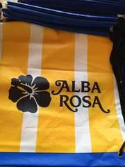 アルバローザ  ショップ袋セット