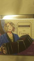 ヘタリア☆トレーディングミニ立色紙Vol.2 フランス