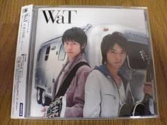 WaT CD 卒業TIME ウエンツ小池徹平初回版