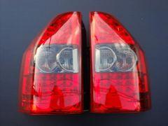 クリスタルスモークLED テールランプ パジェロ V6#系 V7#系 中期
