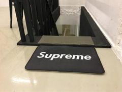 Supremeシュプリームカーペット玄関マット バスマット