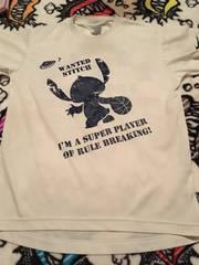 バスケットボール用Tシャツ ミズノ150 スティッチ